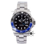 GMT-Master II BATMAN 43mm Ceramic Bezel