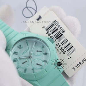 Fossil POPTASTIC ES4188 Green SPORT With TAG