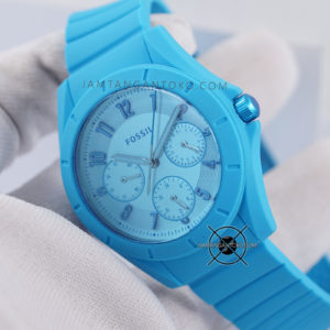 Fossil POPTASTIC ES4189 Blue SPORT Multifunction Watch Hands ON 2