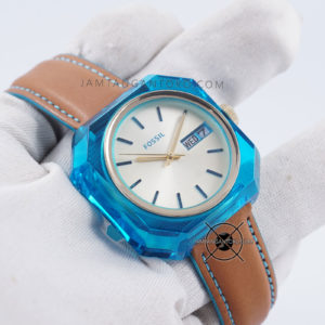 Fossil Wrist Pop Biru ES3536 Hands ON 2