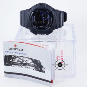 Digitec DG-2028T Black Blue Original Isi Paket