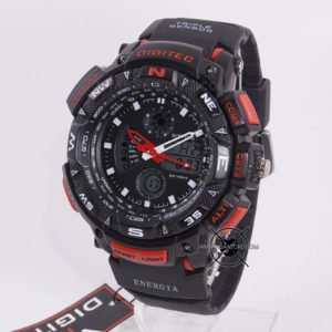 Digitec ENERGIA DG-2044T Black Red Original Bagian Samping 1