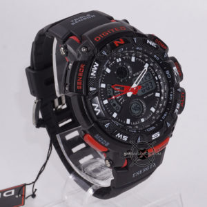 Digitec ENERGIA DG-2044T Black Red Original Bagian Samping 2