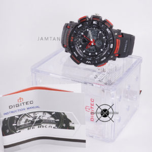Digitec ENERGIA DG-2044T Black Red Original Isi Paket