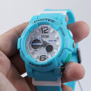 Digitec Wanita DG-2073T Biru Tosca Original Hands ON