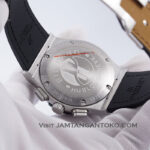 Classic Fusion Chronograph 44mm Silver White Dial