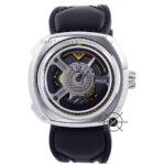SF W1-01 The Blade Black Yellow Automatic Best Clone 1:1