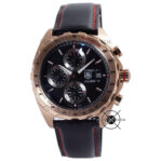 Formula 1 Chronograph Cal 16 Black Rose Gold KW SUPER AAA
