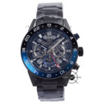 Carrera Chronograph GMT 45mm Black Blue KW SUPER AAA