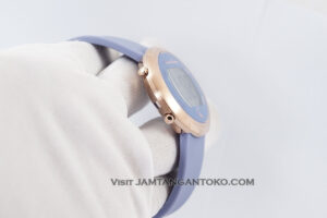 AC 9337 LH Digital Blue Rubber 38mm Bagian Samping 2