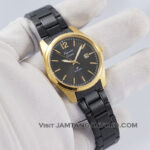 Primo AC 1012 LD Rantai Black Gold Ladies Date